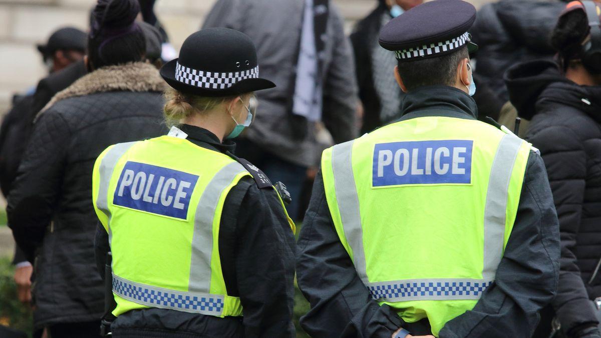 Polizei-Beamte in London (Symbolbild)