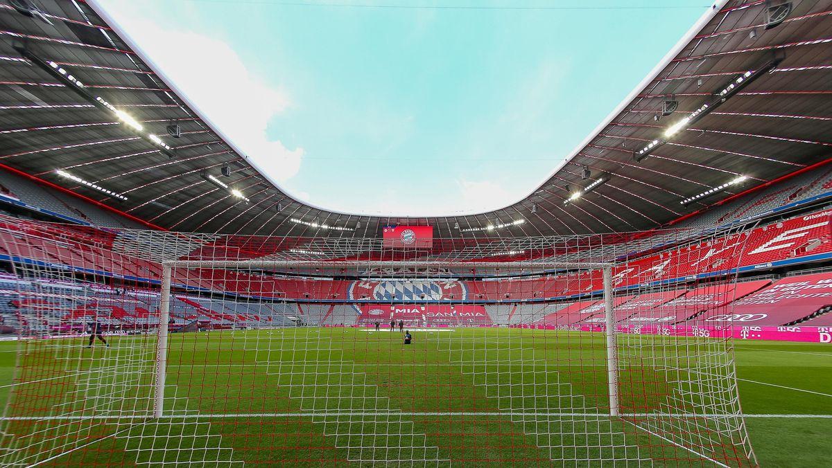 Die Arena in München