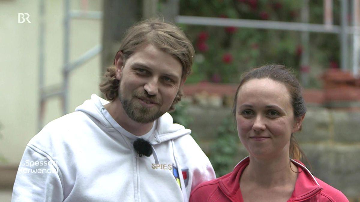 Johanna und Simon Endreß