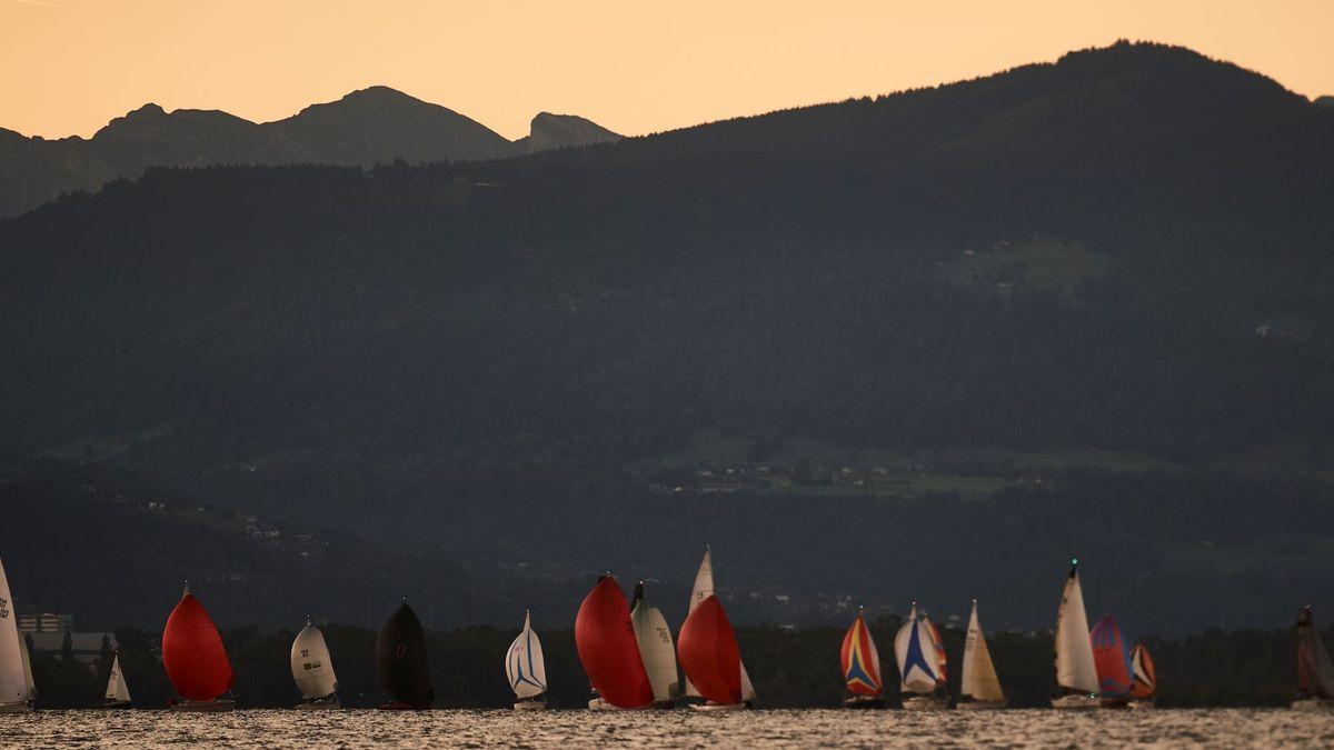 Heuer ausnahmsweise tagsüber: die Jubiläumsausgabe der Bodensee-Regatta