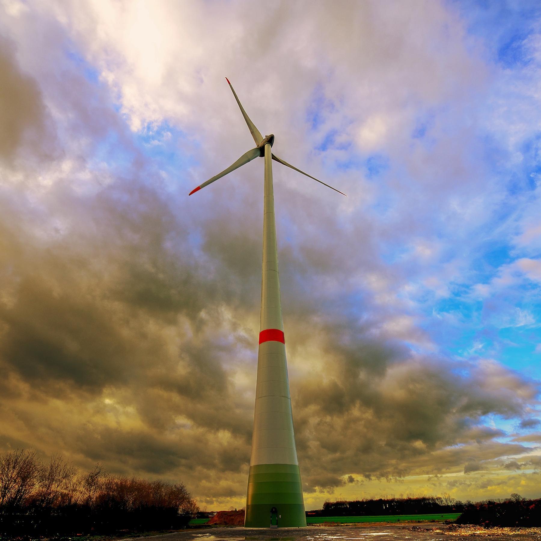 Windkraft - Windenergie im Gegenwind