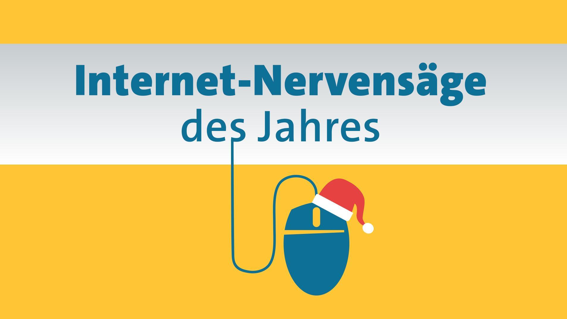 Kategorie: Internet-Nervensäge des Jahres