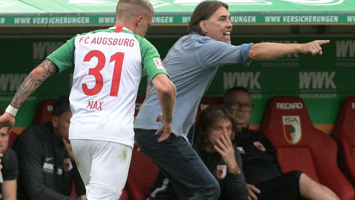 FC Augsburg - Bayer Leverkusen