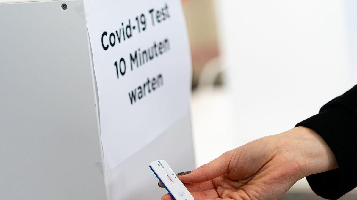 Corona-Antigen-Test