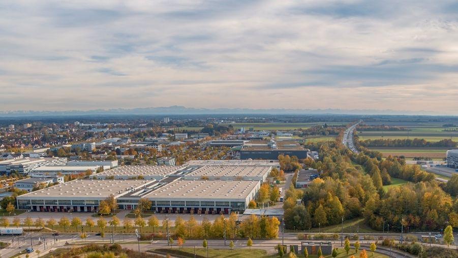 Auf dem ehemaligen Gelände des Computer-Herstellers soll der Technology Campus entstehen.