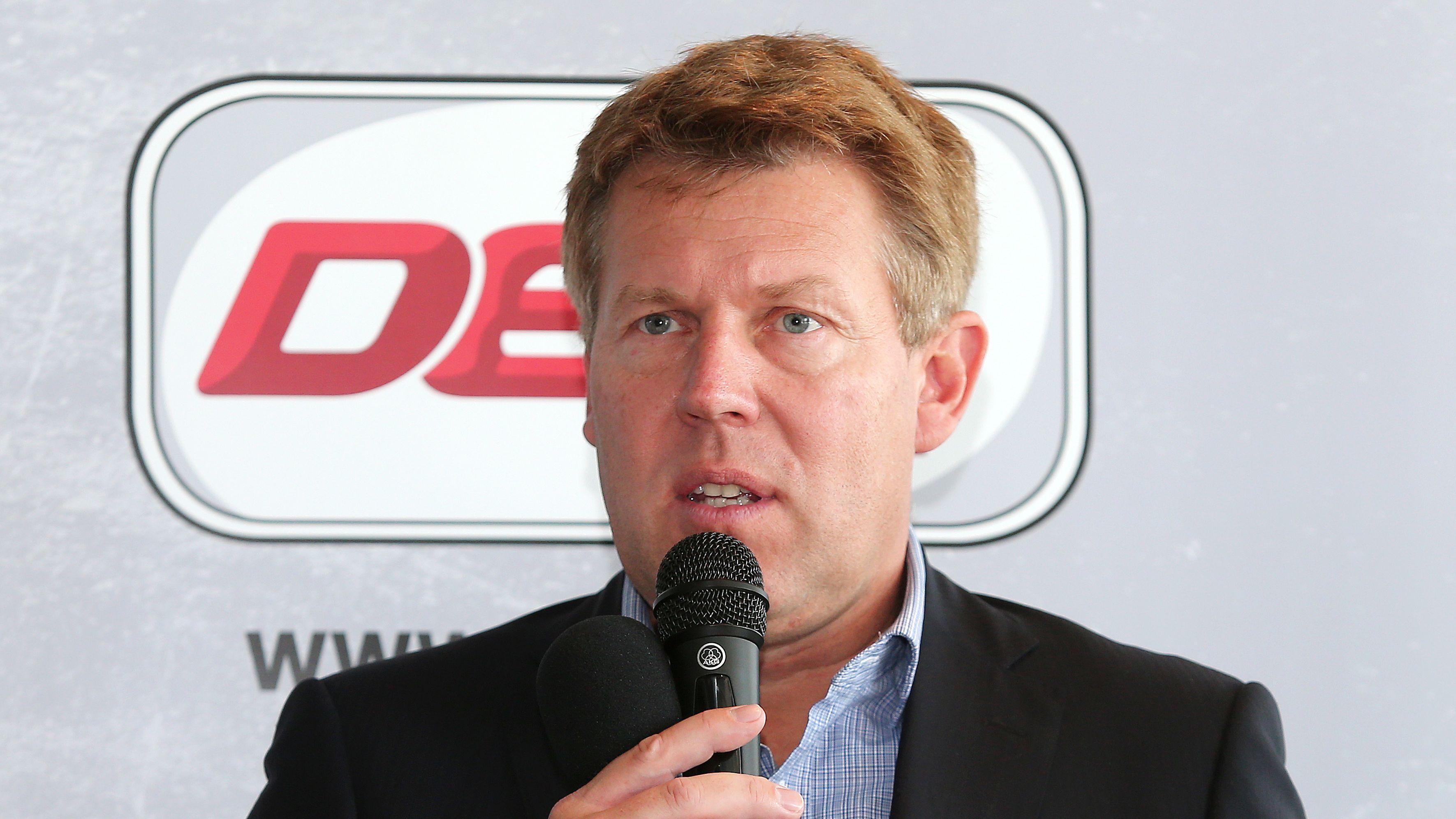 Gernot Tripcke, Geschäftsführer Deutsche Eishockey-Liga