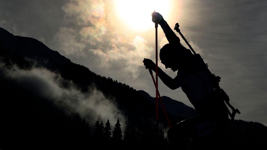 Symbolbild: Biathlon