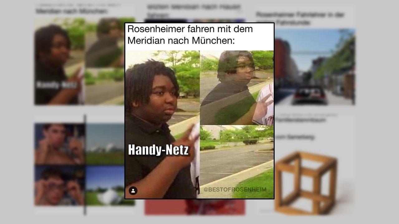 Rosenheim-Meme