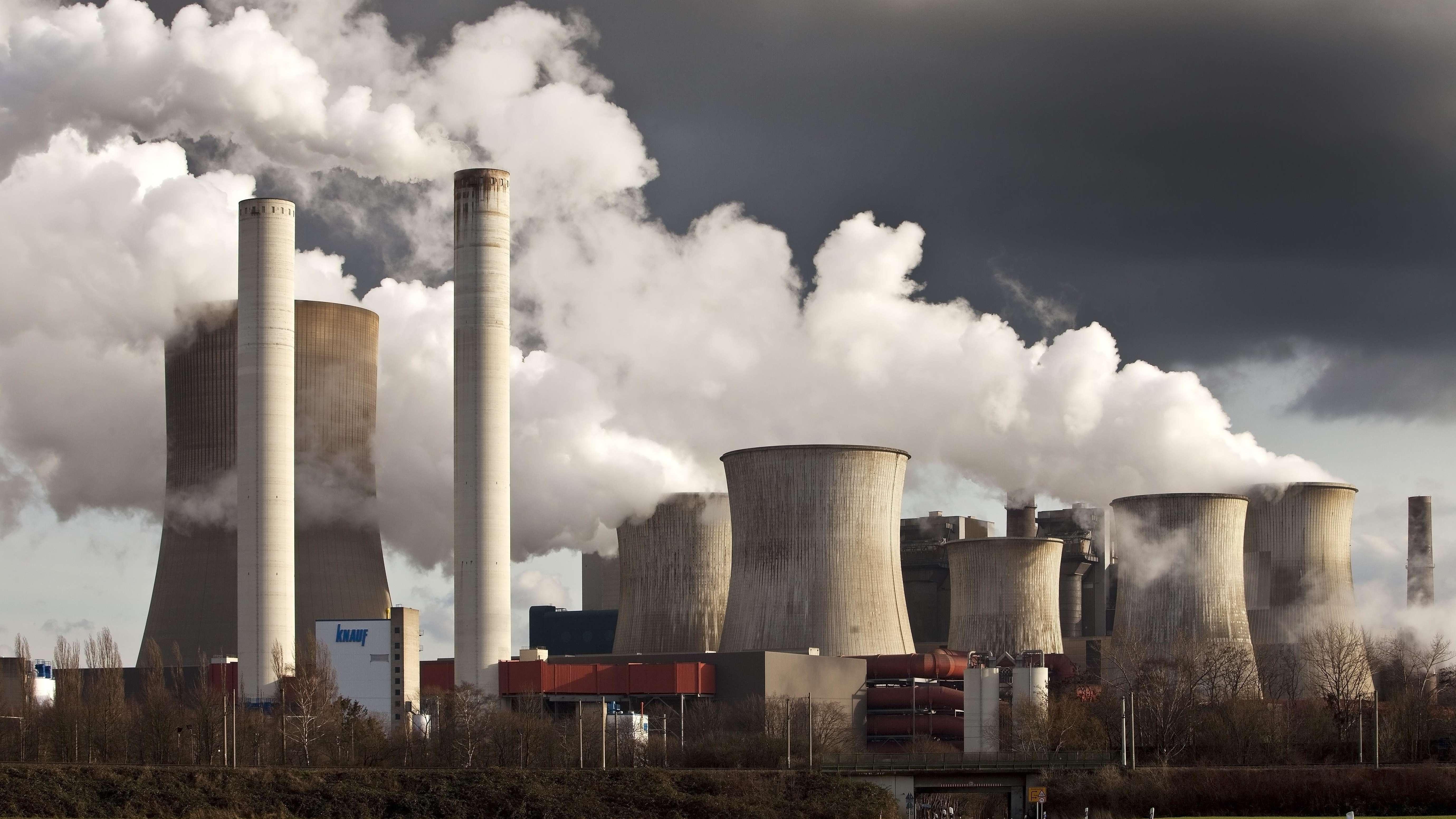 Braunkohlekraftwerk Niederaussem