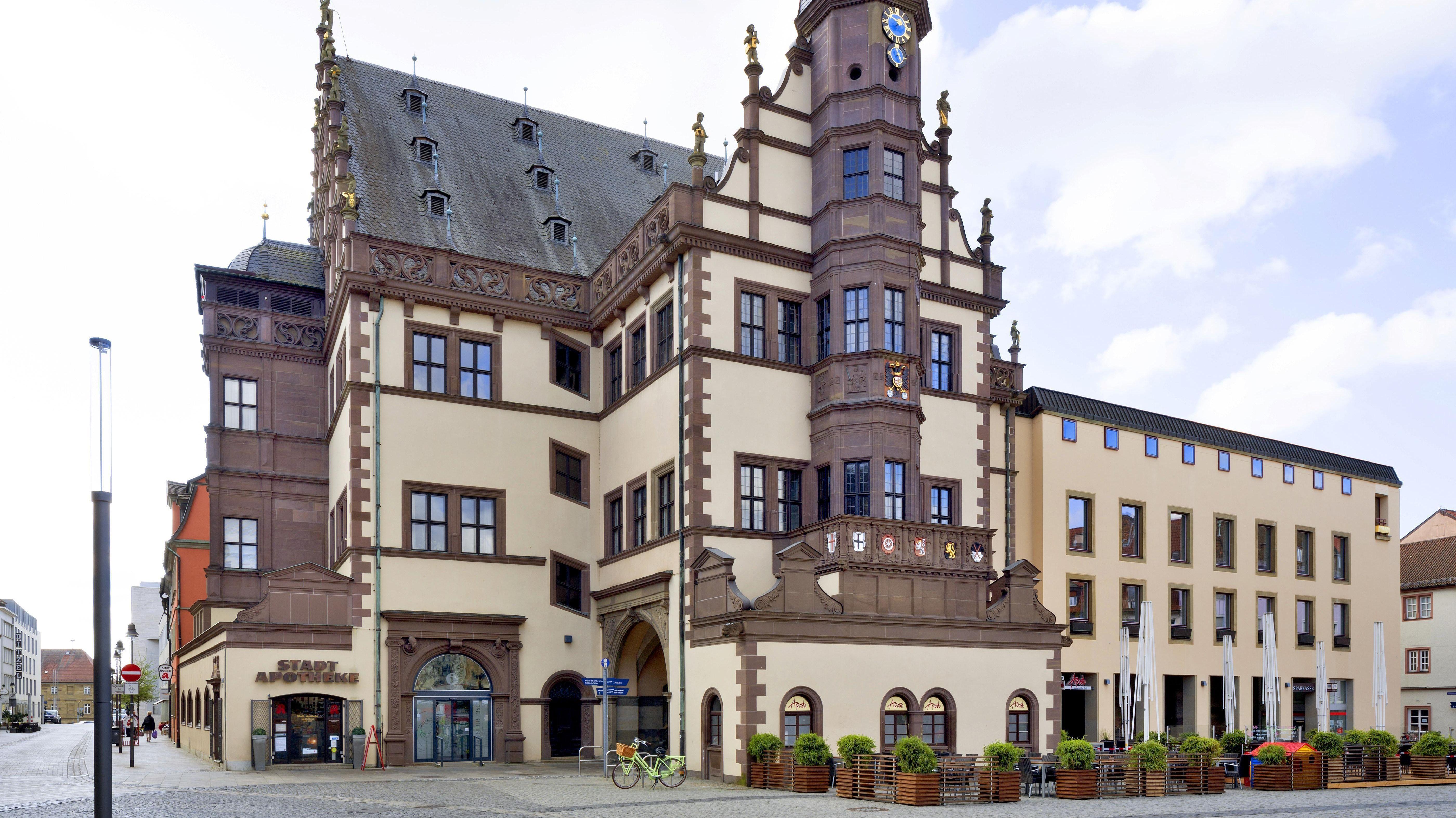 Gewerbesteuereinnahmen in Schweinfurt gehen massiv zurück