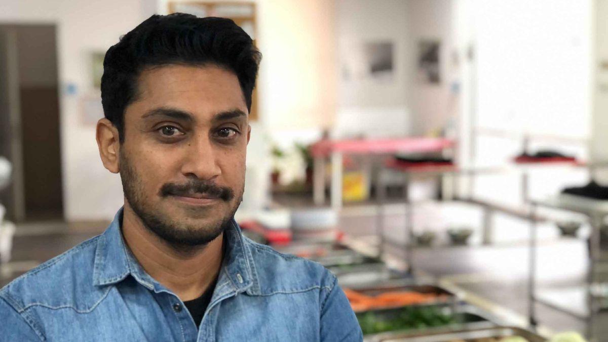 Erez Nagauker weiß, dass es bei seiner Arbeit nicht nur ums Essen geht.