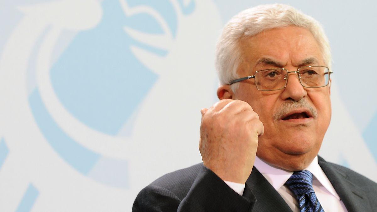 Der Präsident der Palästinensischen Autonomiebehörde, Mahmud Abbas.