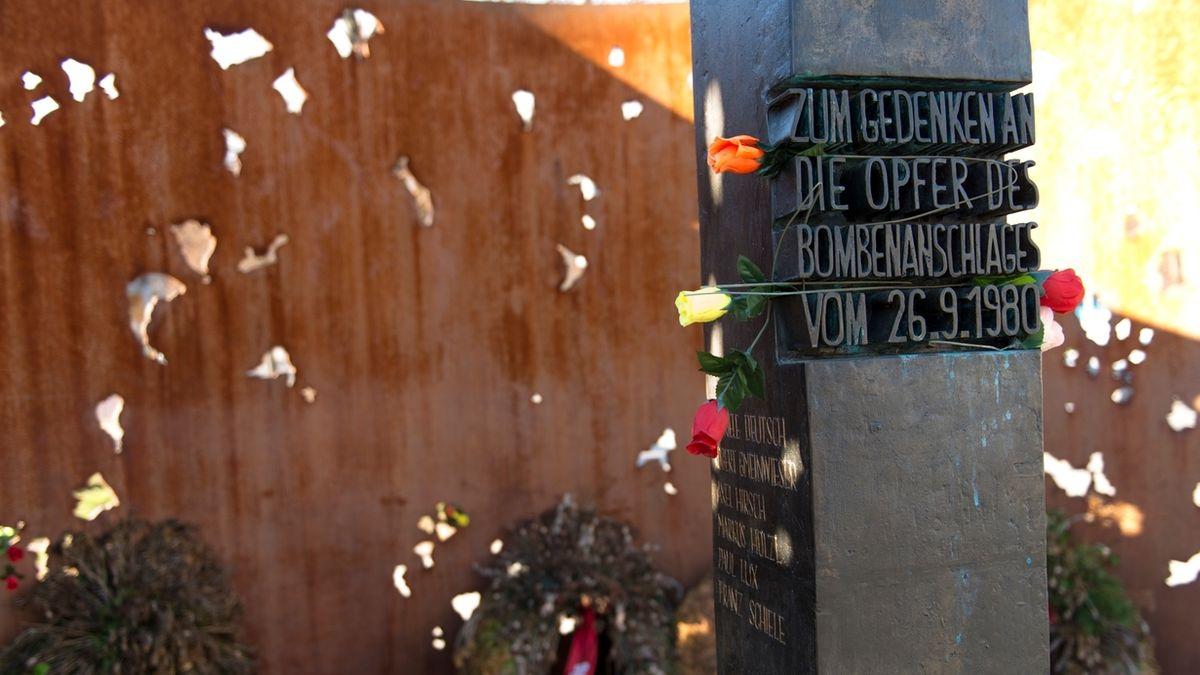 Gedenkstätte zum Oktoberfestattentat München