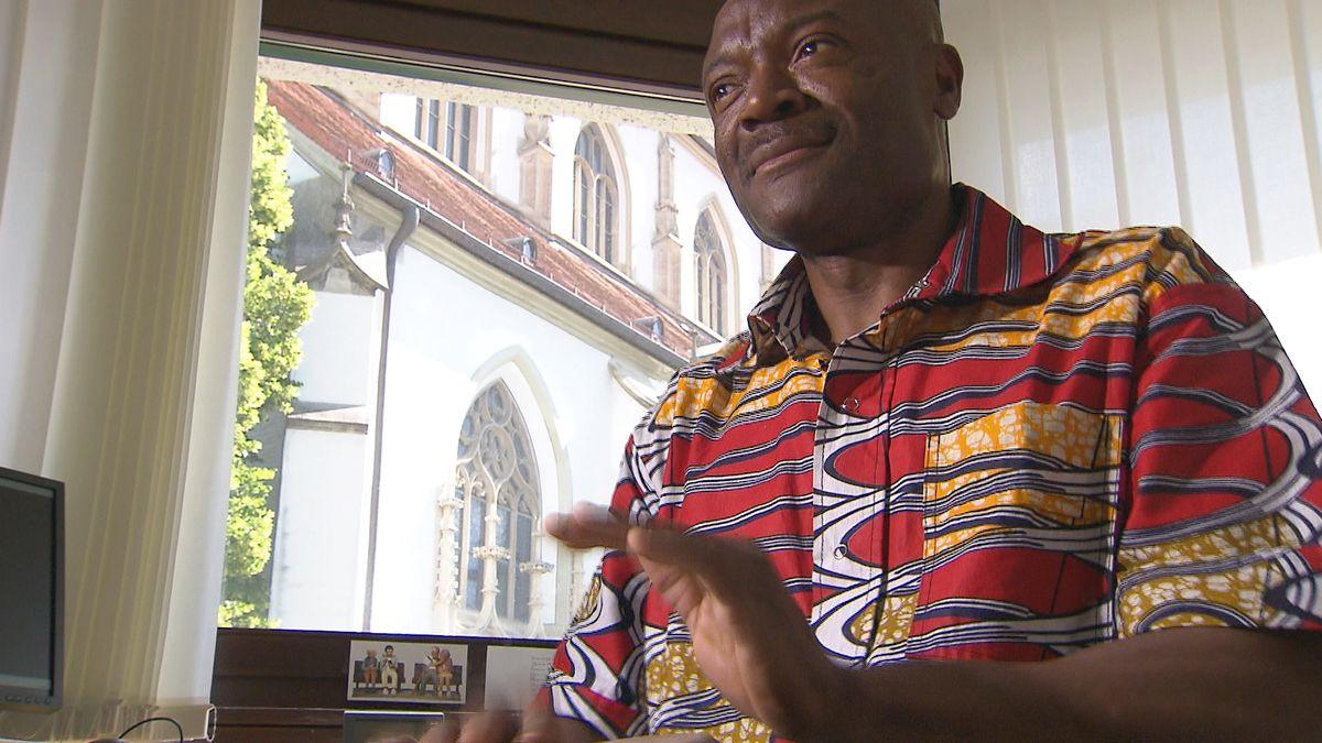 Pastoralreferent Vincent Sémenou