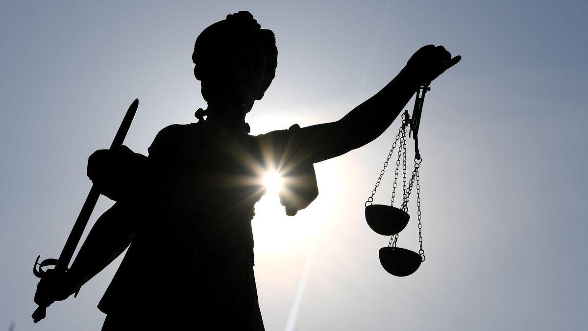 Symbolbild für Recht und Gerechtigkeit: Die Statue der Justitia.