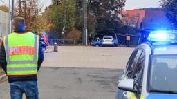 Einsatzkräfte am Zapfendorfer Bahnhof   Bild:News5
