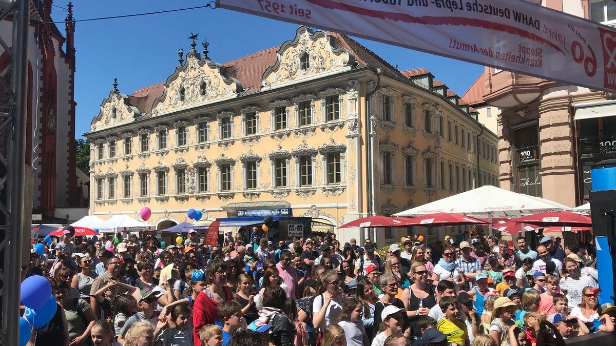 43. Internationales Kinderfest in Würzburg