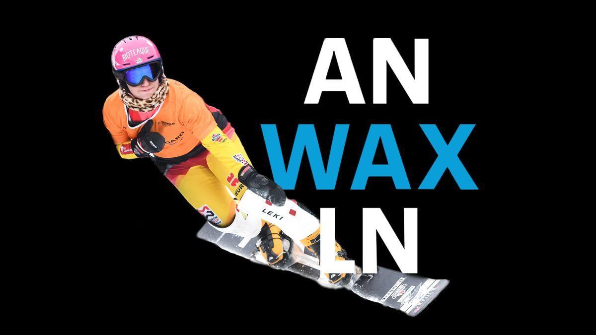 """Webshow """"Anwaxln"""": Snowboard"""