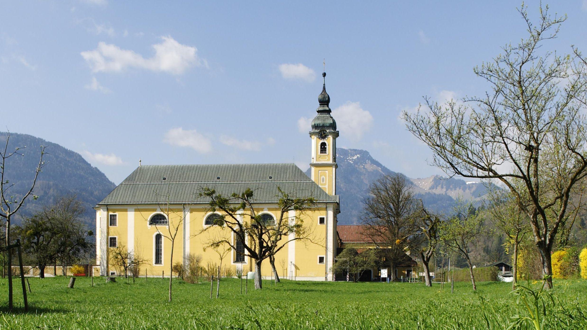 Kloster Reisach, Niederaudorf im bayerischen Inntal