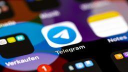 Telegram-Logo | Bild:Picture Alliance