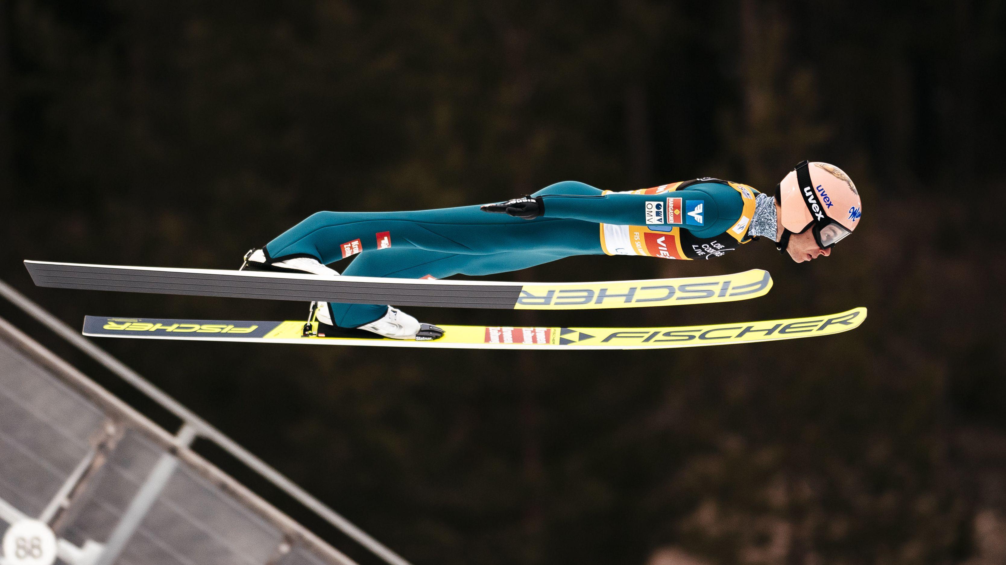 Dank der Coronakrise steht der Sieger im Gesamtweltcup schon frühzeitig fest: Stefan Kraft aus Österreich