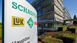 Schaeffler | Bild:dpa-Bildfunk/Daniel Karmann