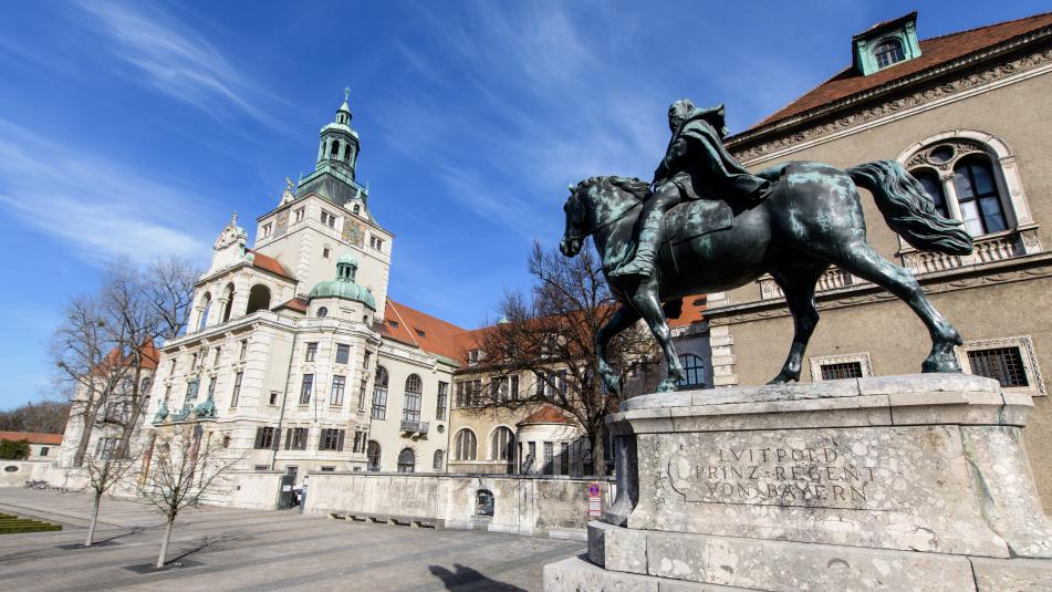 Bayerisches Nationalmuseum in München.
