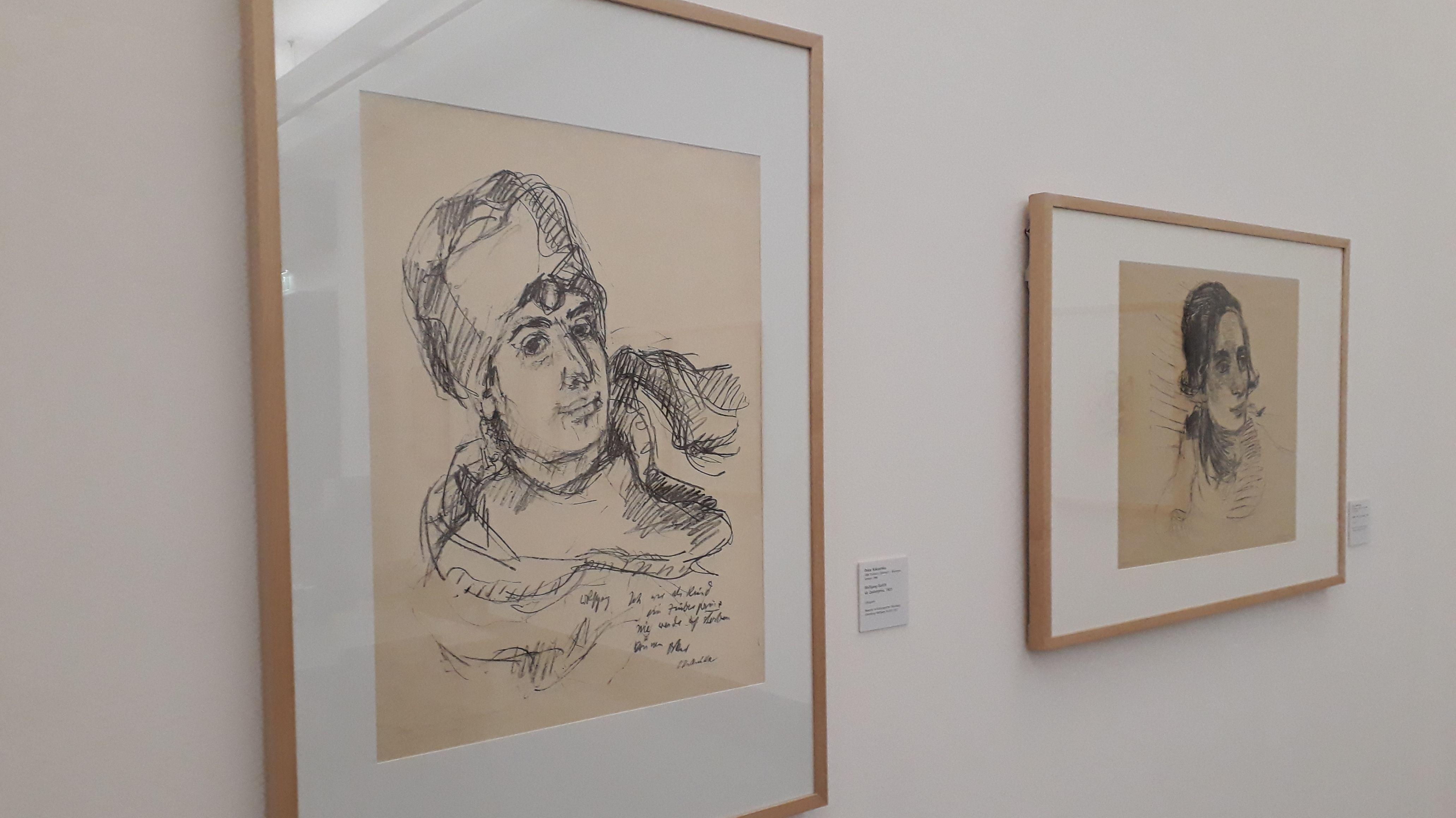 Gurlitt-Ausstellung im Würzburger Kulturspeicher