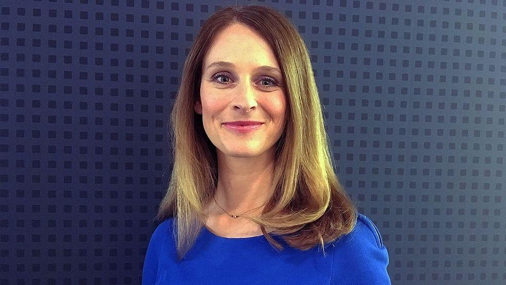 BR 24 Rundschau Moderatorin Berenike Beschle