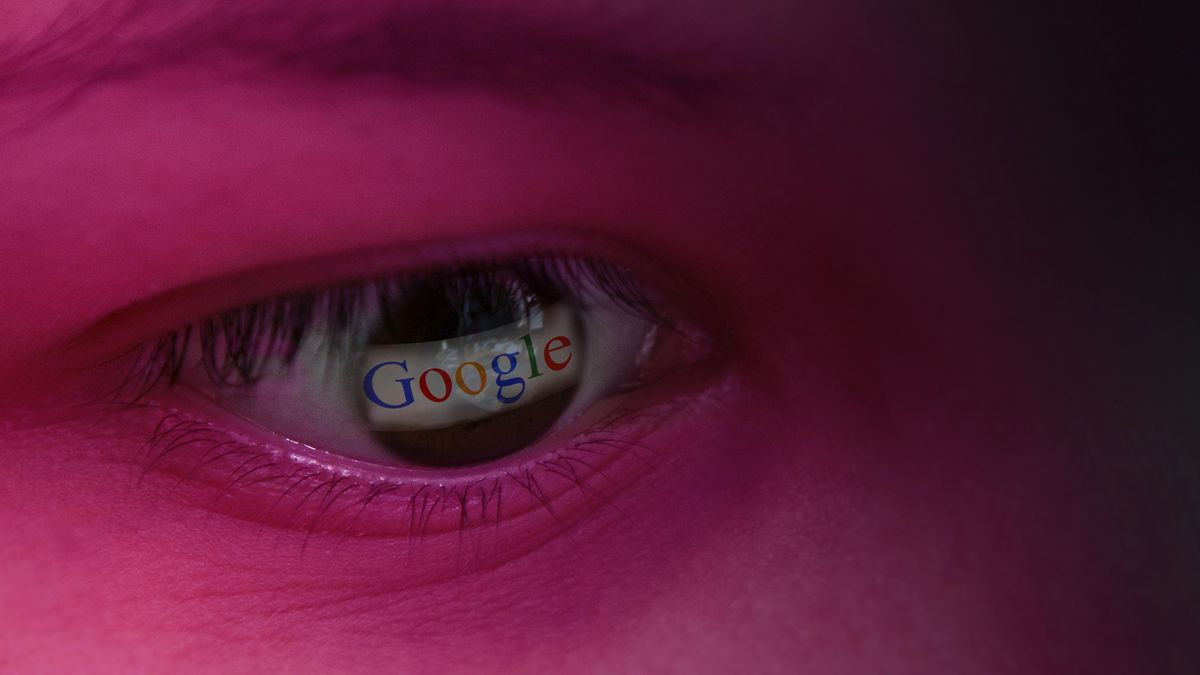 Googles Suchmaschine