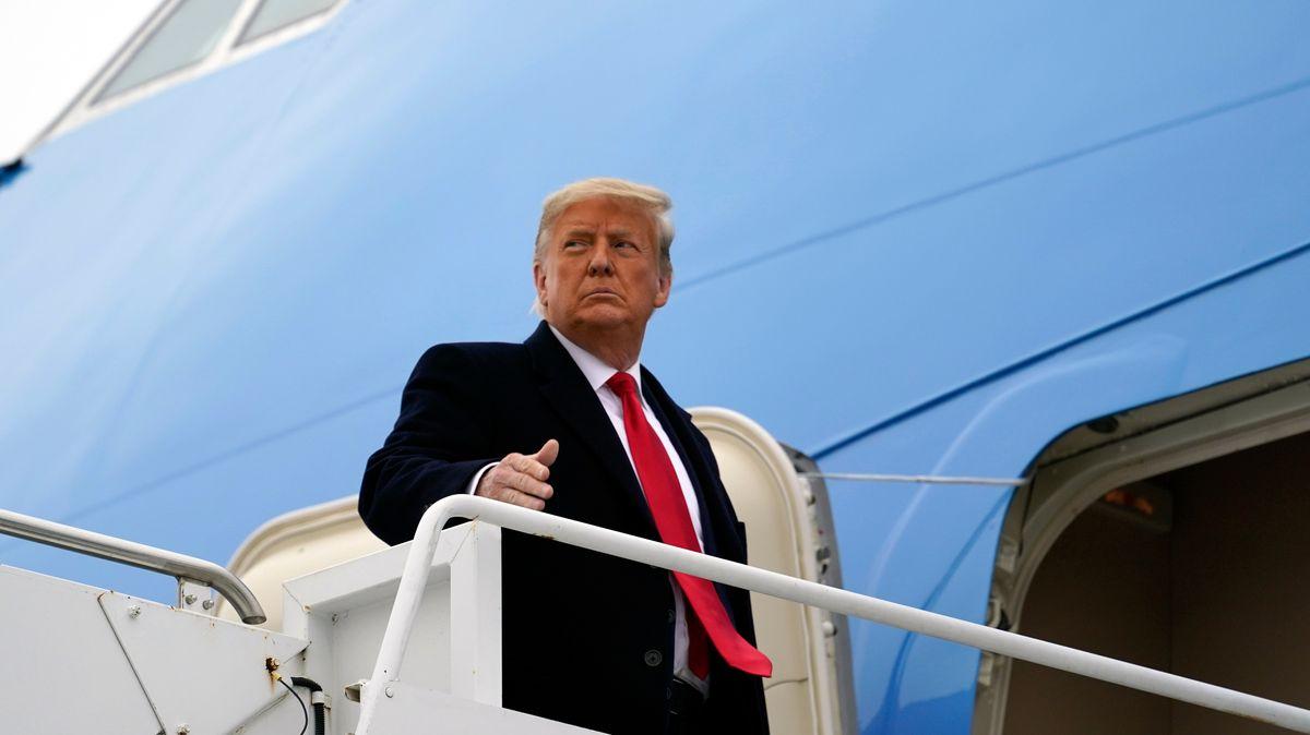 Donald Trump wurde auch im zweiten Impechment-Verfahren gegen ihn freigesprochen