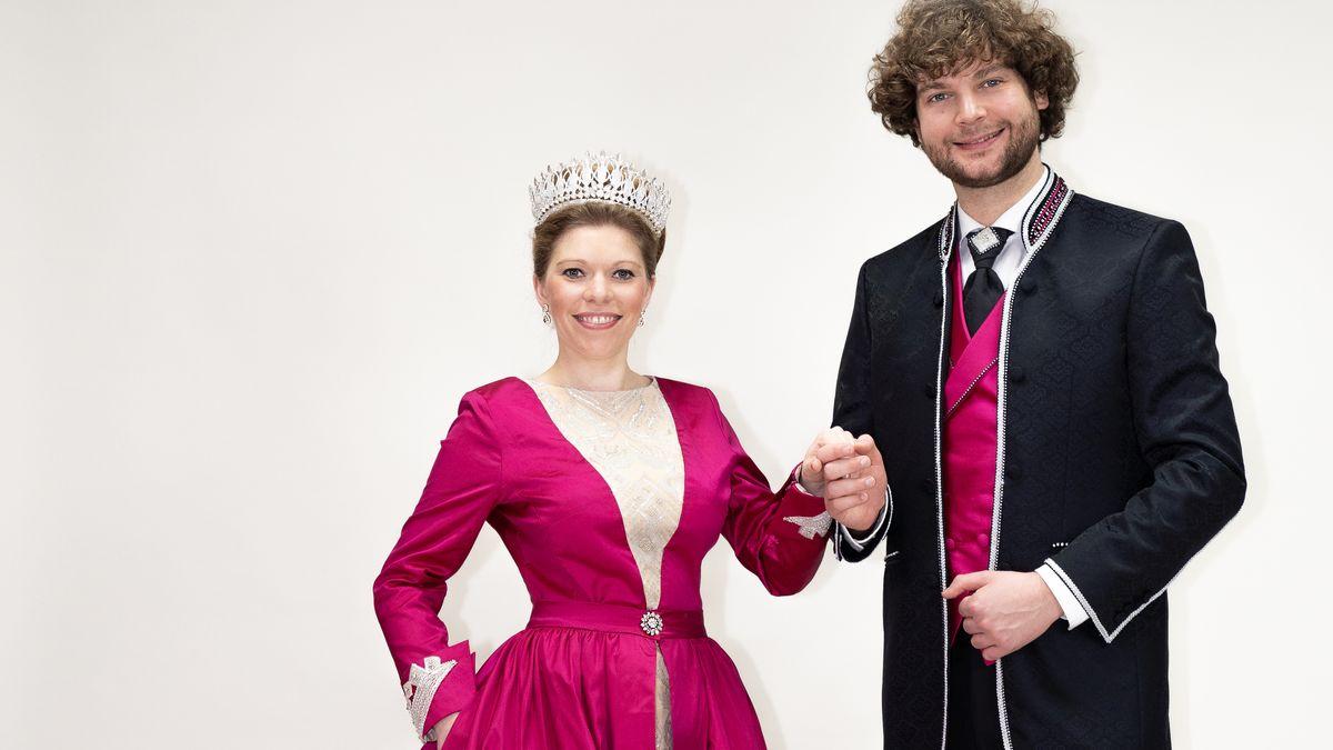 Narrhalla-Prinzenpaar