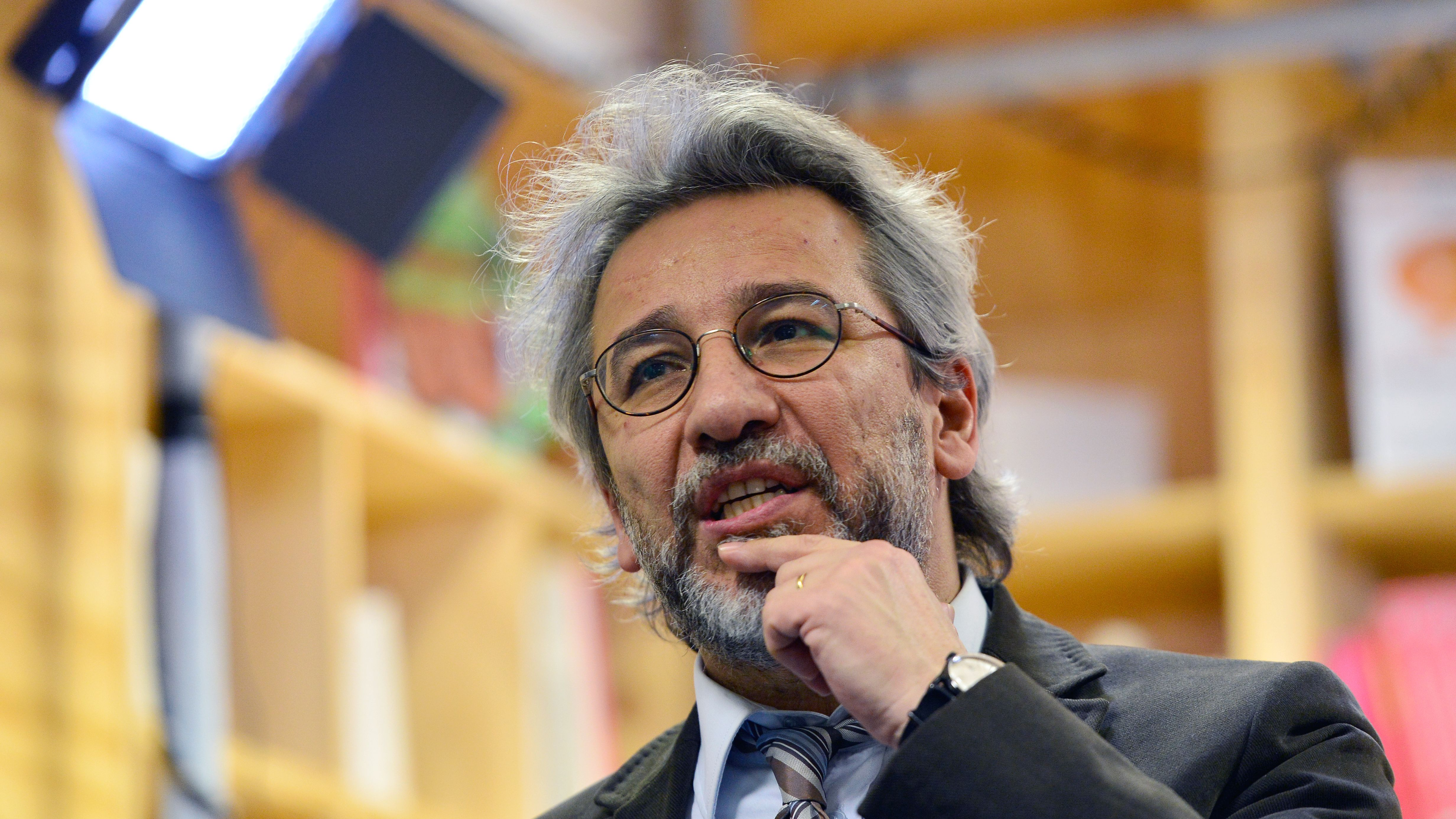 Der ehemalige Cumhuriyet-Chefredakteur Can Dündar