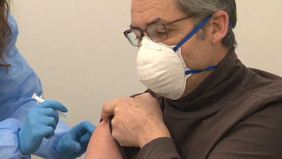 Wie kommen Senioren in die Impfzentren?