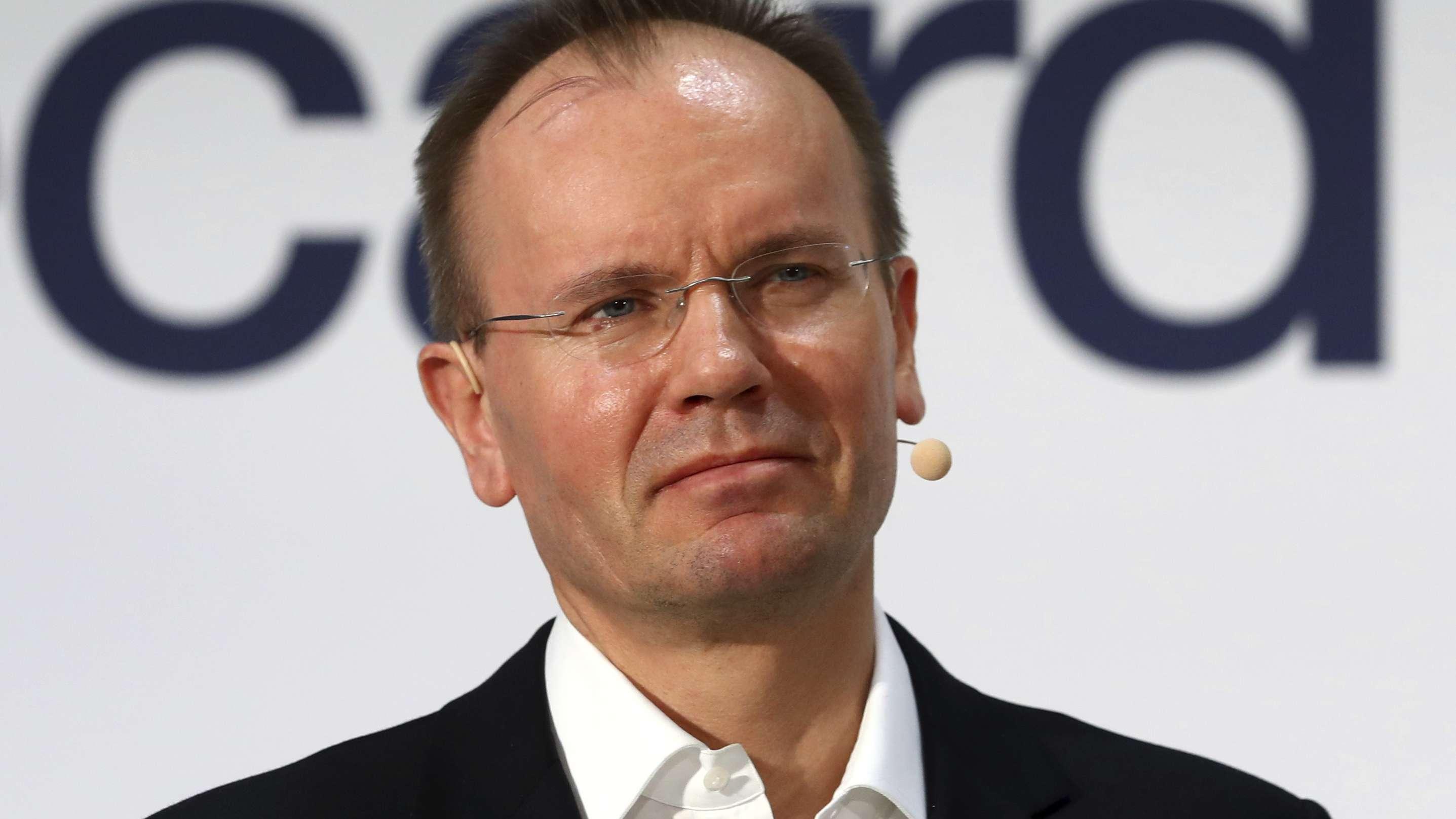Wirecard-Vorstandschef Markus Braun