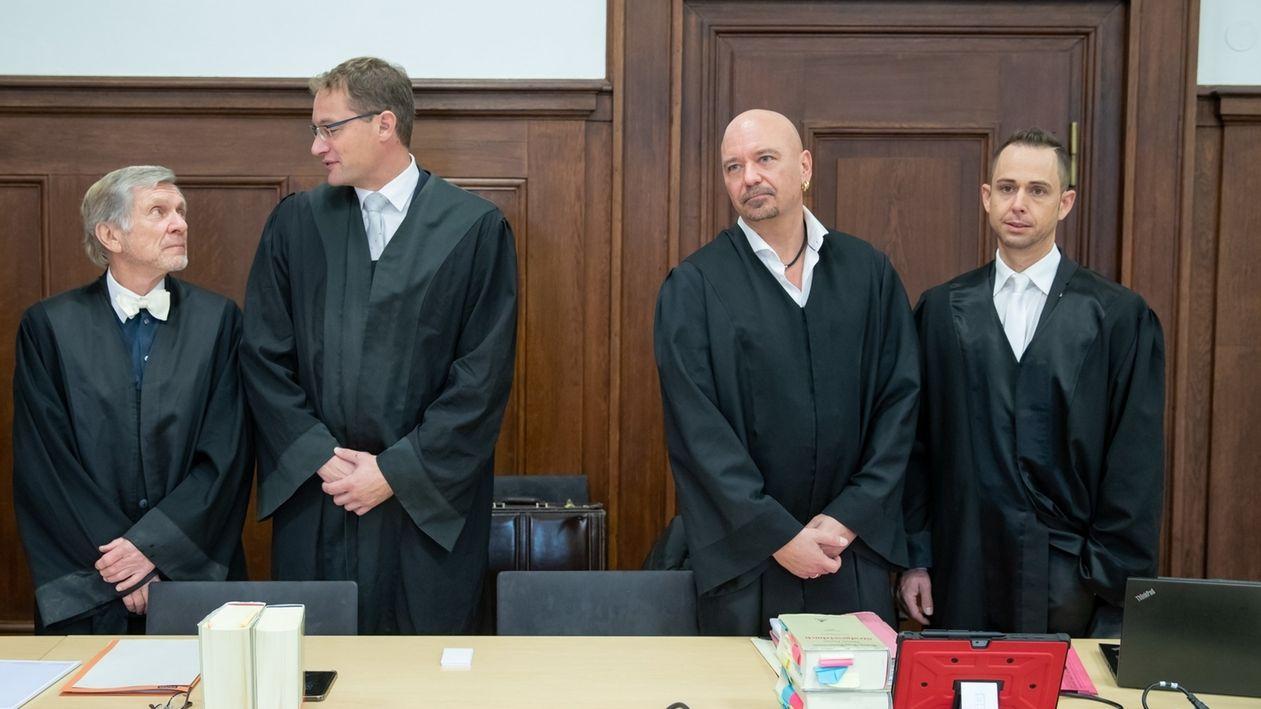 Prozess um tödlichen Streit an S-Bahnhof Nürnberg