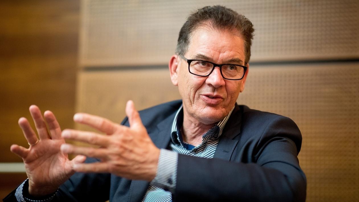 Gerd Müller (CSU), Entwicklungsminister