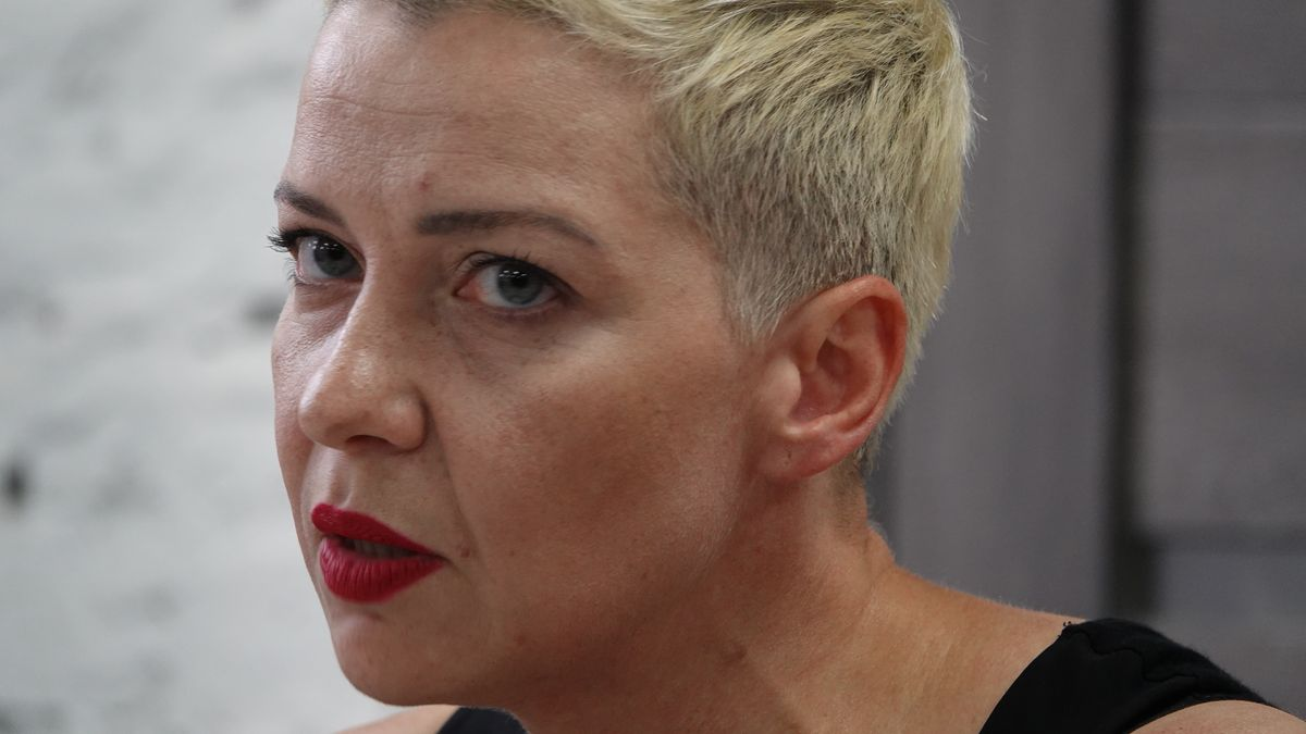 Maria Kolesnikowa, Oppositionspolitikerin