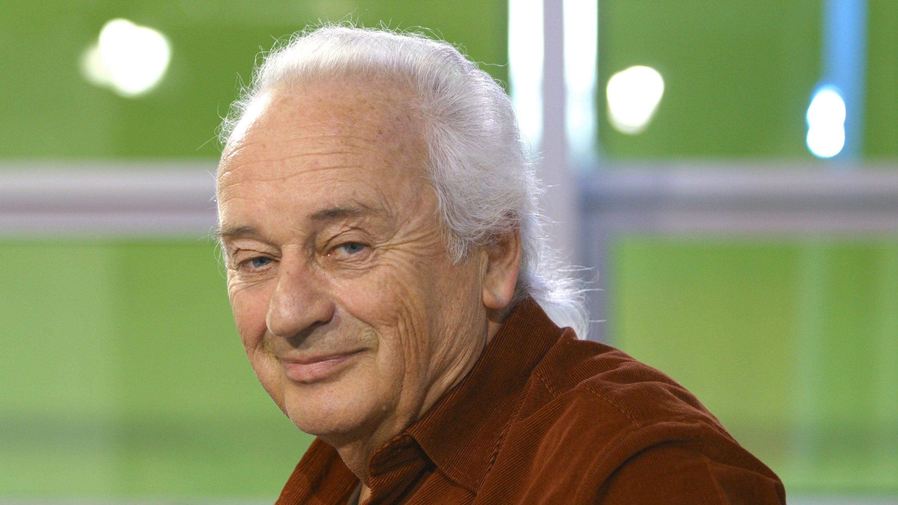Schriftsteller Ernst Augustin