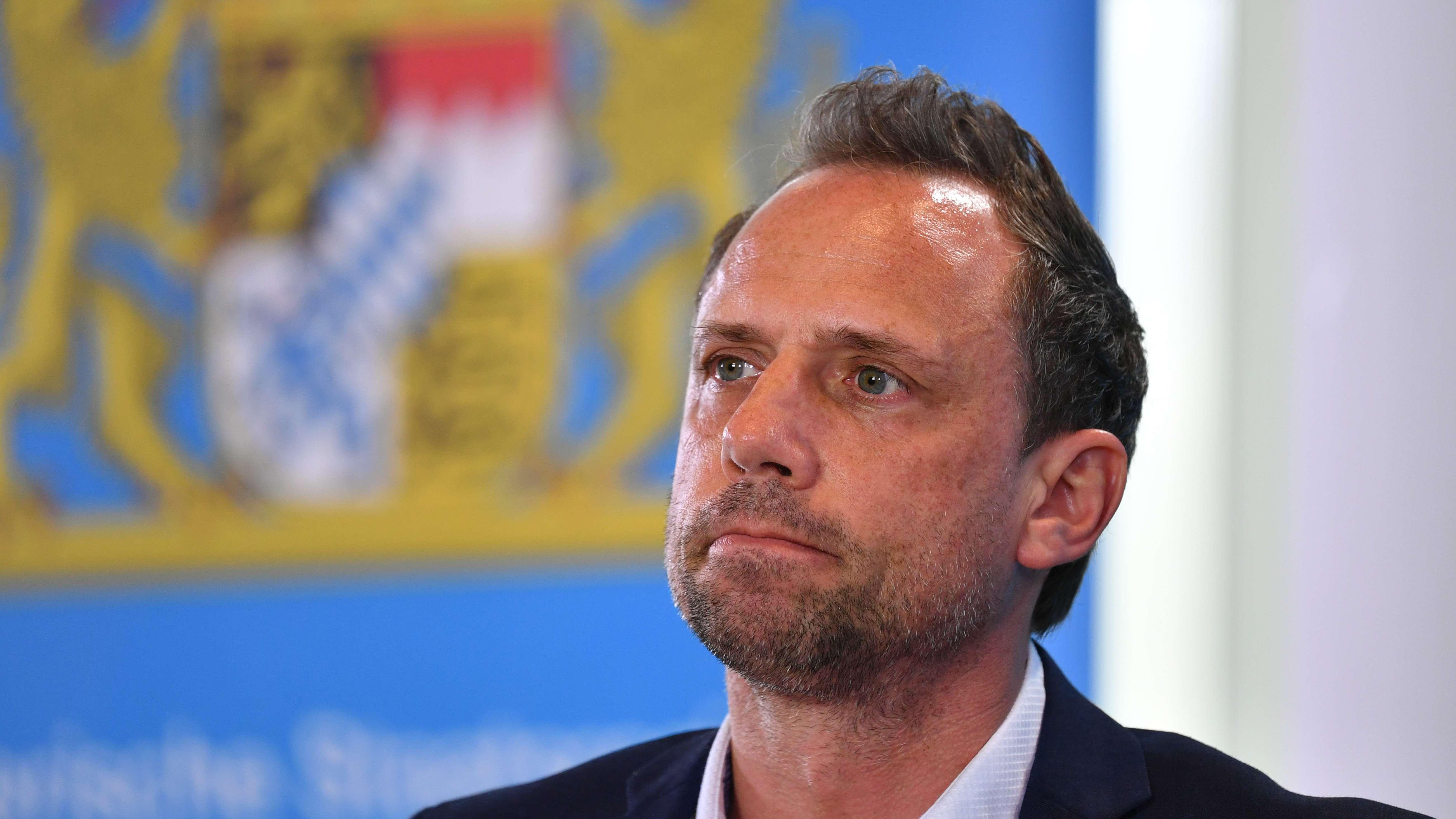 Bayerns Umweltminister Thorsten Glauber