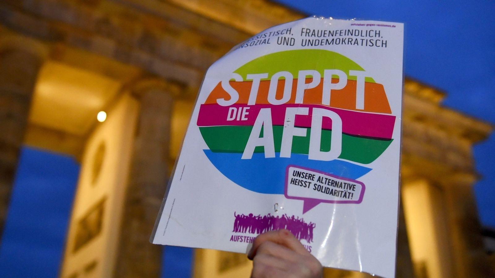 Hanau und die Rolle der AfD