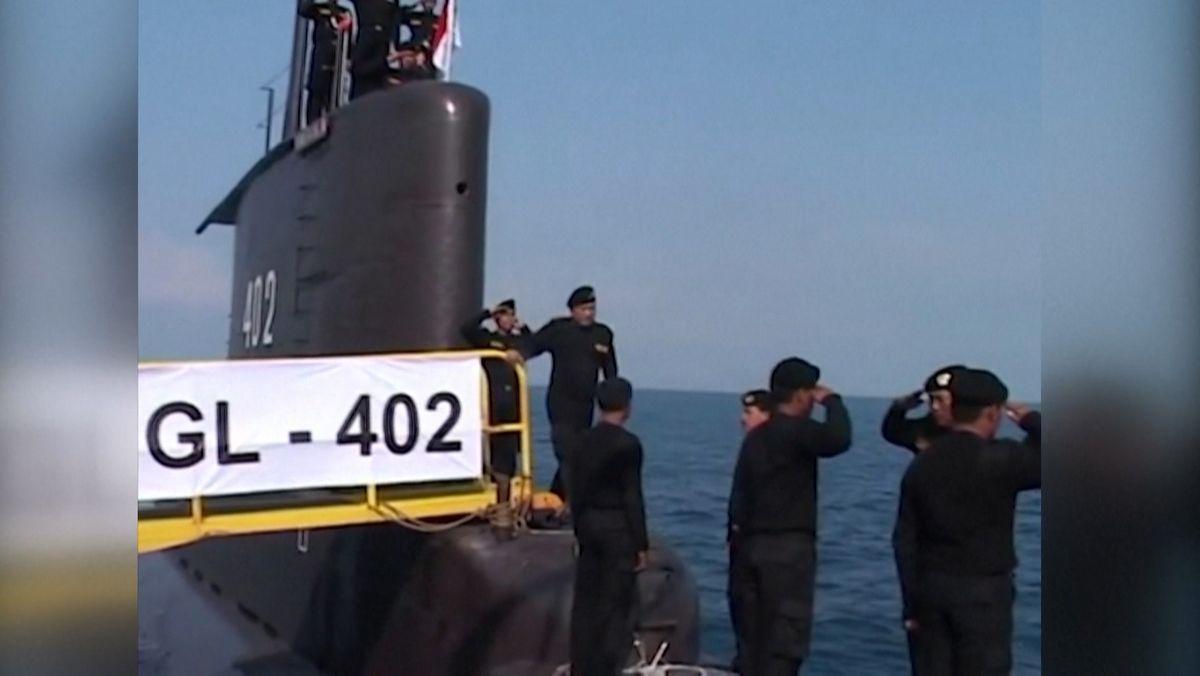 Mehrere Länder haben sich an der Suchaktion des indonesischen U-Bootes beteiligt