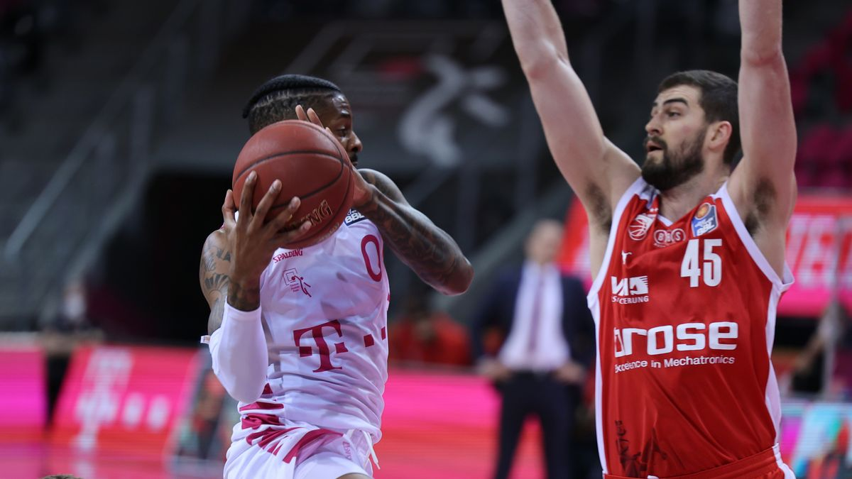 BBL: Bamberg gewinnt gegen Bonn