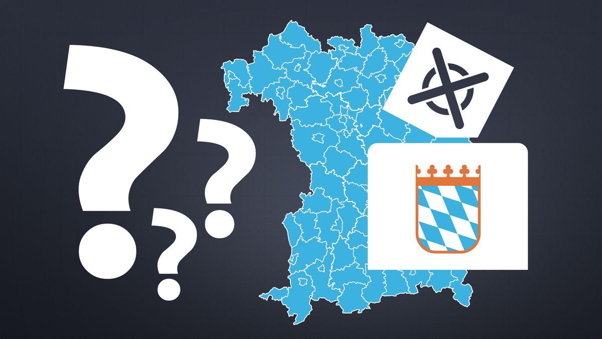 FAQ zur bayerischen Kommunalwahl: Ihre Fragen, unsere Antworten