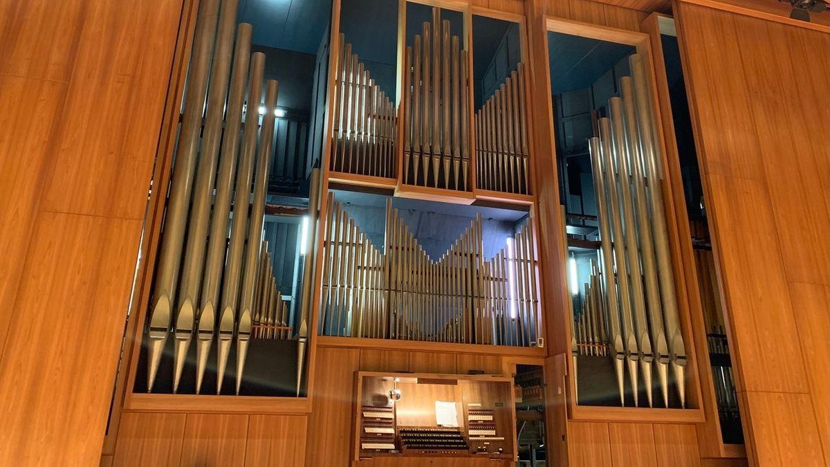 Steinmeyer-Orgel im Kongress im Park Augsburg