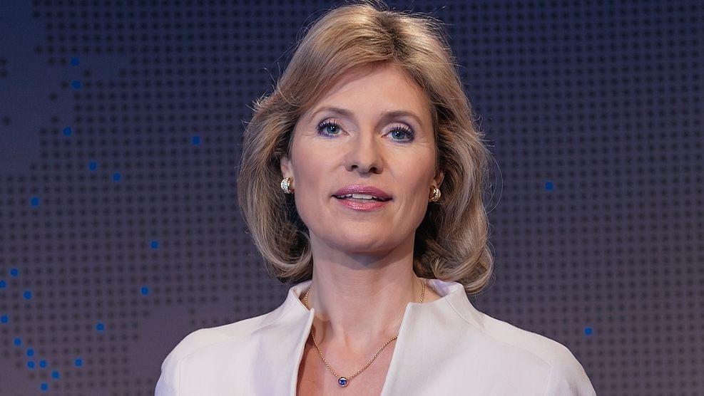 BR24 Rundschau Moderatorin Anuoschka Horn