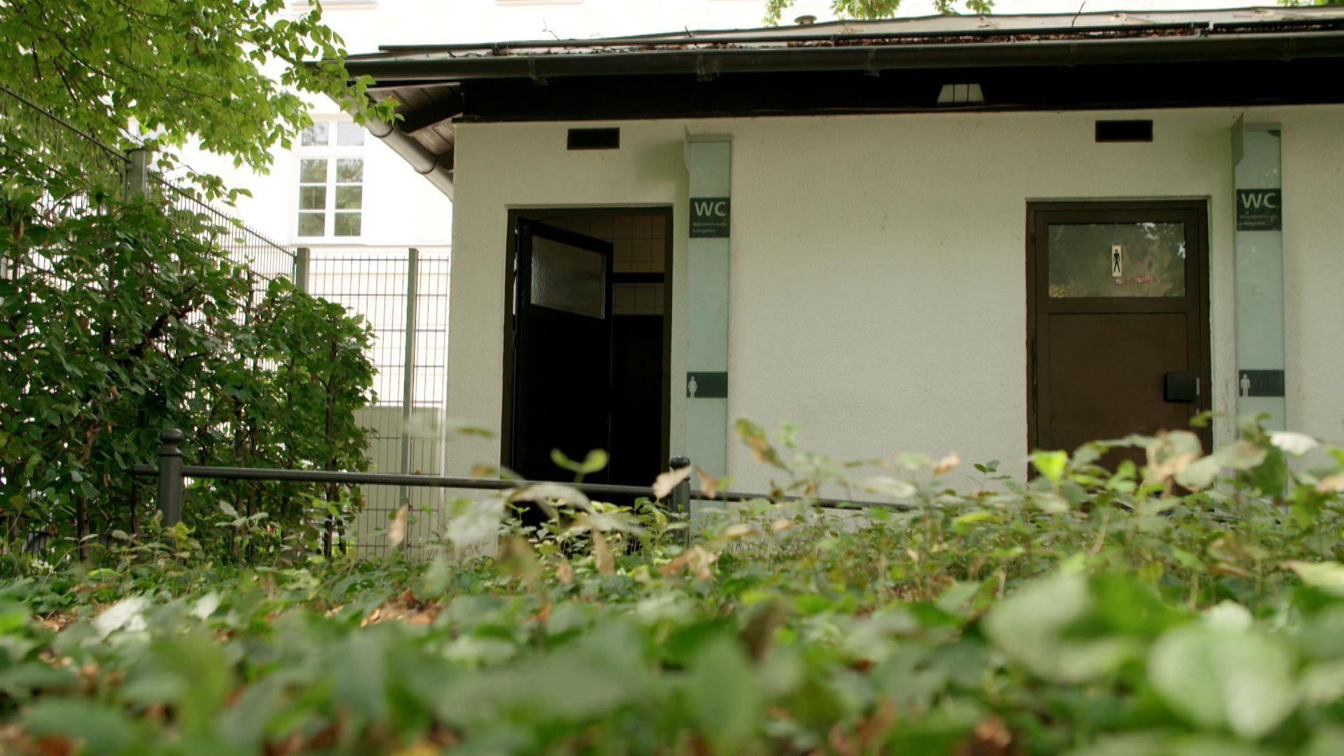 öffentliche Toiletten in Rosenheim