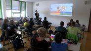 Musische Realschule unterrichtet nur digital  | Bild:BR