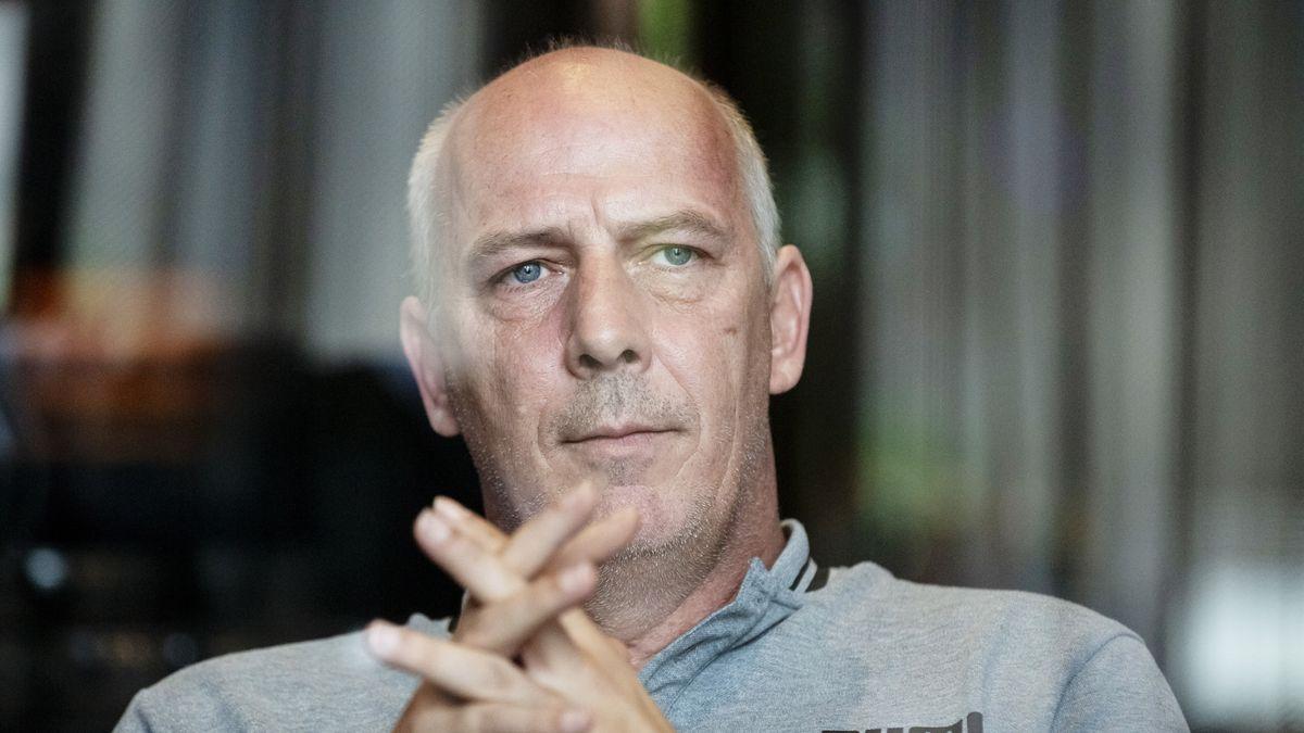 Mario Basler, ehemaliger Fußballprofi und Enfant terrible der deutschen Fußballszene