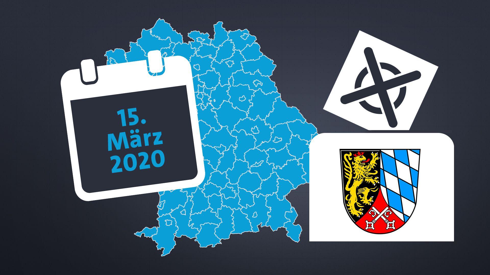 Kommunalwahlen in der Oberpfalz: Wo es spannend wird